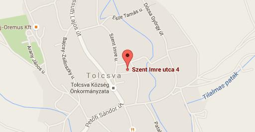 3934 Tolcsva, Szent Imre utca 4.
